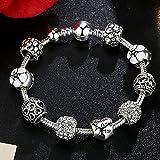 Immagine 1 a te bracciale charms cristalli