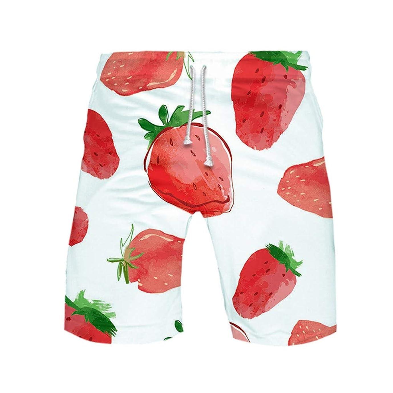 死ぬログ色合いDonci Pants SHORTS メンズ