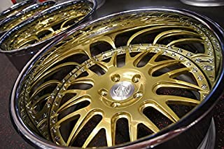 candy gold powder coat