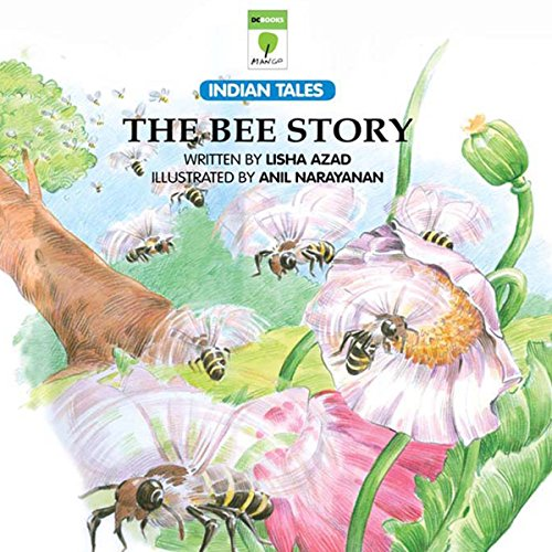 The Bee Story audiobook cover art
