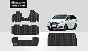 honda fit floor mat anchors