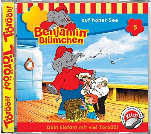 Folge 5: Benjamin auf Hoher See