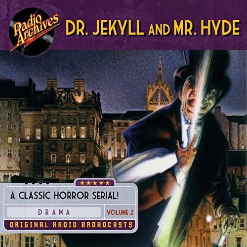 Dr. Jekyll and Mr. Hyde, Volume 2 cover art