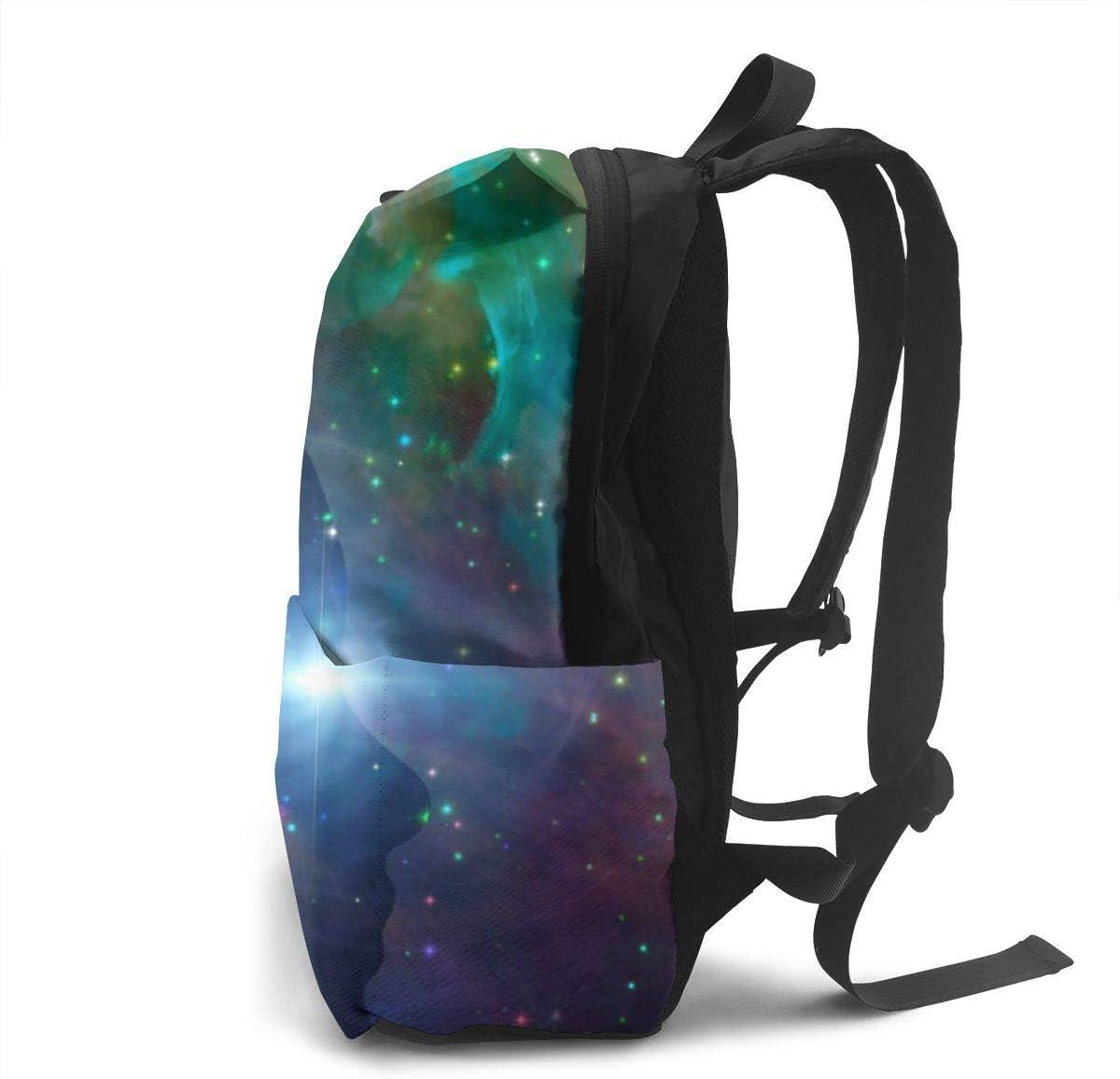 Travel Storage Packet Yin Yang 3D Rendering Travel Bag ,Multifunction Travel Accessories,School Backpack Tote Bag