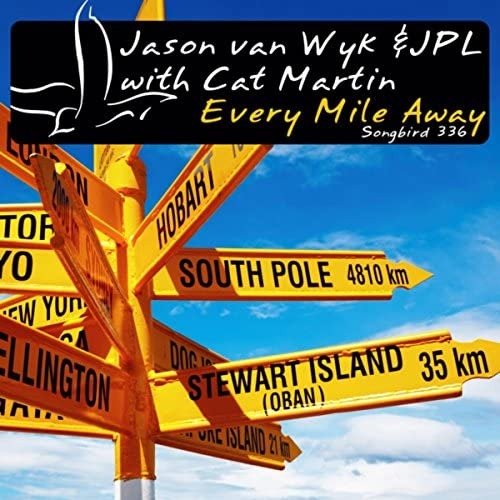 Jason van Wyk & JPL feat. Cat Martin