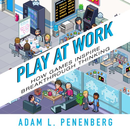Play at Work audiobook cover art