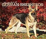 German Shepherds – For the love of - Deutsche Schäferhunde 2020 - 16-Monatskalender mit freier DogDays-App: Original BrownTrout-Kalender - Deluxe [Mehrsprachig] [Kalender] (Deluxe-Kalender)
