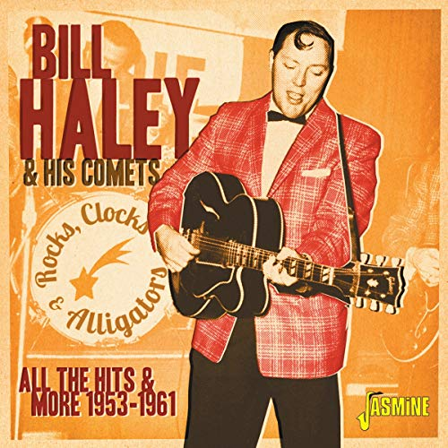 Rocks, Clocks & Alligators: All The Hits & More 1953-1961 [Import Allemand]