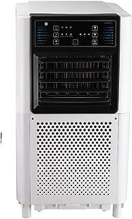 PIGE Ventilador de aire acondicionado inteligente para el hogar: aire de purificación de iones negativos incorporado, efecto de enfriamiento completo, operación remota a distancia, diseño de torre.