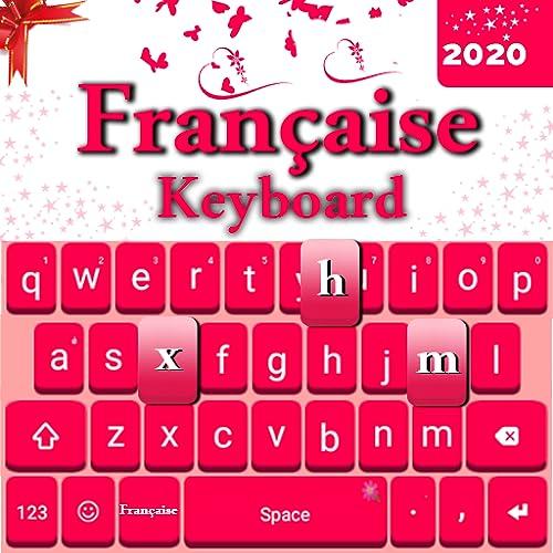 French Keyboard: French and English Keyboard 2020