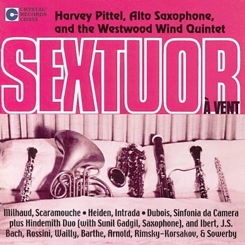 Sextuor a Vent by Crystal Records (2010-05-11)