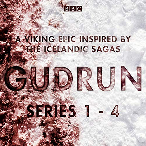 Gudrun: Series 1-4 audiobook cover art