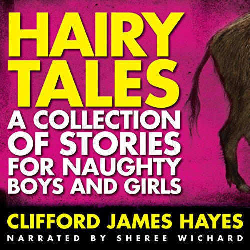 Hairy Tales audiobook cover art