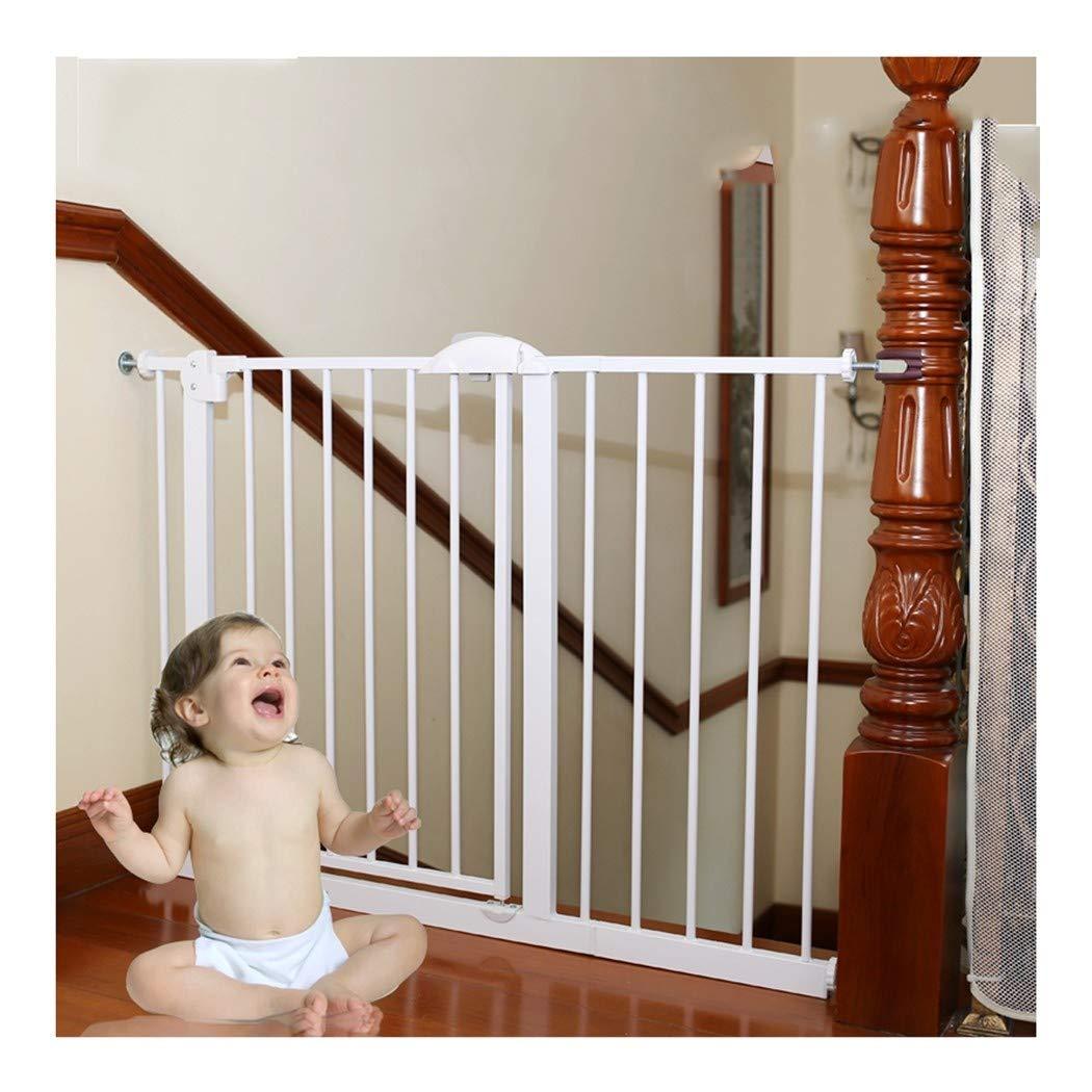 Barrera De Seguridad Rejilla De Bebé Gate Bar Escalera Cerca De Estar Cocina Chimenea Pet Barandilla