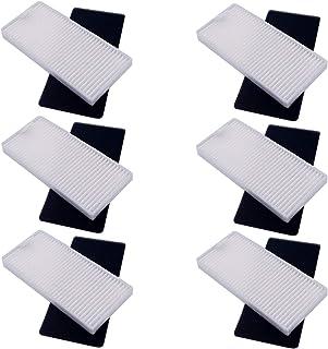 サイドブラシ+フィルター+ MOP +ローラーブラシ用M-A-M-I-B-O-T E-X-V-A-C660ロボット掃除機アクセサリー交換キット (色 : G)