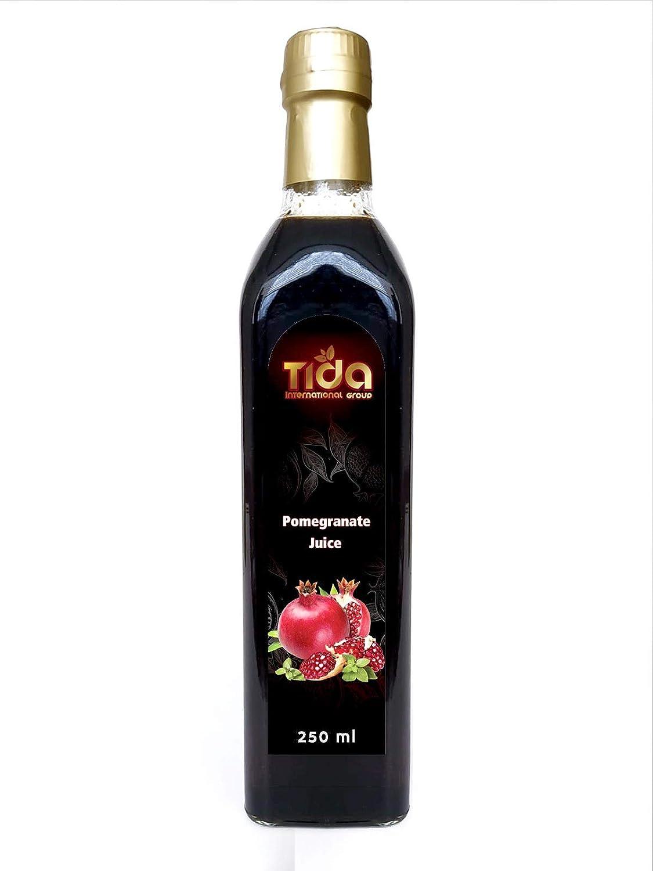 Pomegranate Molasses (12.3 oz) Made From 100% Pure Pomegranate C