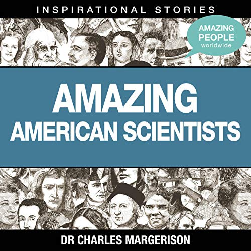 Amazing American Scientists cover art
