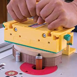 Microjig GR100 Woodworking Tool 3 Directional Table Saw Pushblock & Tapering Jig