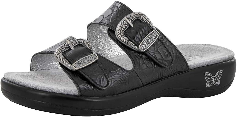 Women's Alegria, Jade Slide Sandals