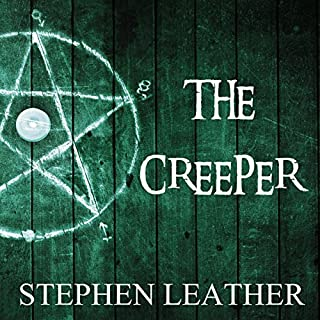 The Creeper audiobook cover art