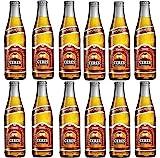 Birra CERES STRONG ALE - Cassa 12 Bottiglie da 330 Ml - Strong lager danese doppio malto a bassa fermentazione