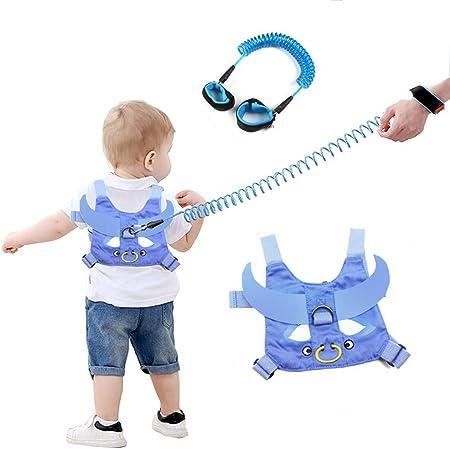 Anti-verloren Gürtel 2,5 m Baby Leine Laufleine Baby Sicherheitsgurte Kinder