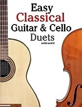 Best classical guitar duet sheet music Reviews