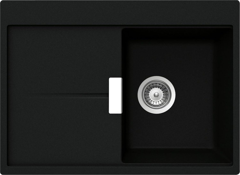Schock Küchenspüle Horizont D-100S, Auflage in Puro