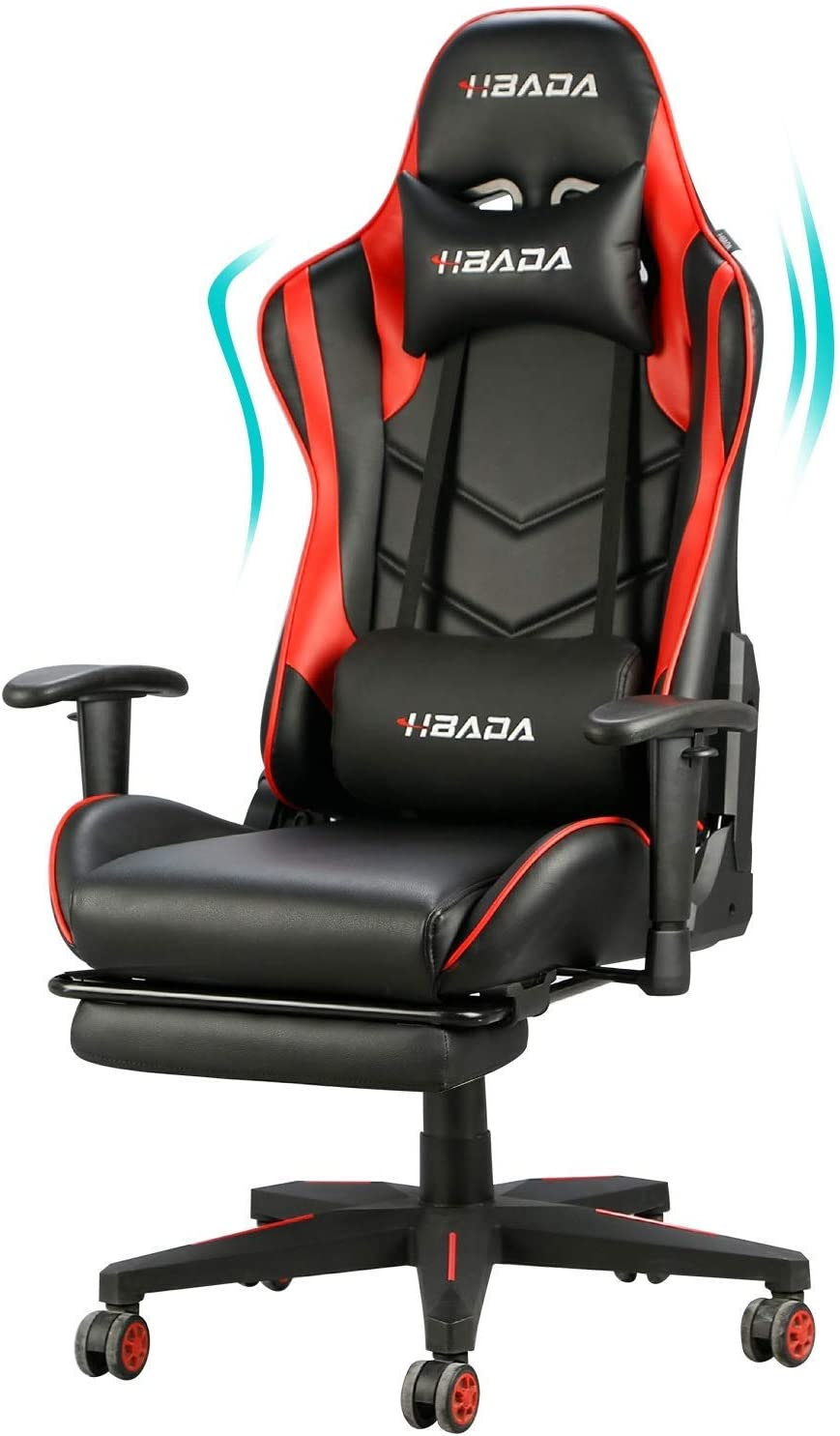 Hbada Gaming Chair Ergonomic with Footrest Review
