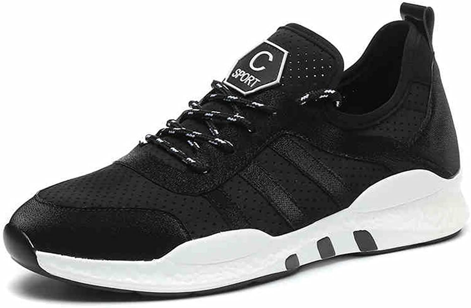 QIDI Casual shoes Male Hip-hop Outdoor Running Breathable Canvas shoes (Size   EU40 UK7)