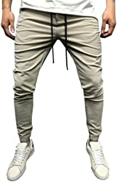 Pantalons DéContractéS pour Hommes Pants De SurvêT