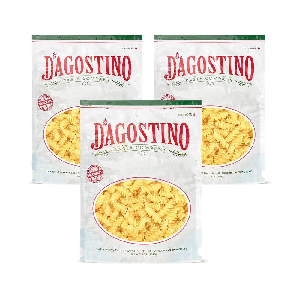Dagostino Handmade Pasta Rotini 1 Pack of Pound San Antonio Mall 3 Minneapolis Mall