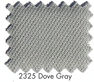 1/8 Dove Gray Foam Backed Automotive Flat Knit Headliner Fabric 60 Wide Sold by The Yard