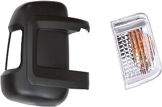 Carcasa para espejo retrovisor derecho del copiloto con tapa intermitente.