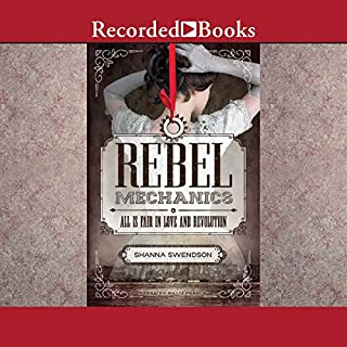 Rebel Mechanics cover art
