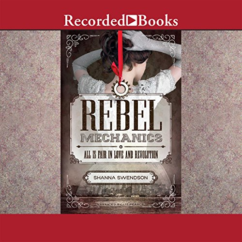 Rebel Mechanics audiobook cover art