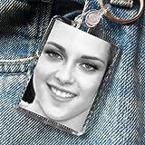 SEASONS Kristen Stewart - Original Art Keyring #js003