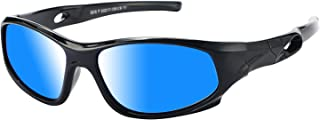 Aoduoke Sports Polarized Kids Sunglasses