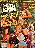 Celebrity Skin Magazine #92 Jennifer Lopez, Madonna, Carmen Electra