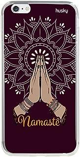 Capa Personalizada Namastê Mandala, Husky para iPhone 6 / 6S, Capa Protetora para Celular, Colorido