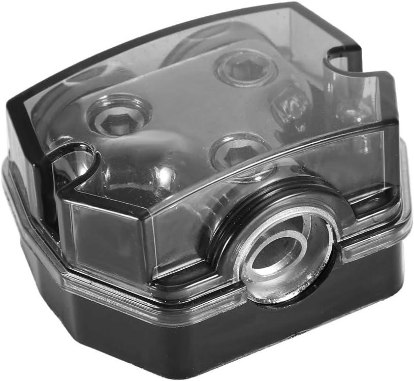 Max 62% OFF Qiilu Output Splitter Fashion Car Audio 10GA at 20GA Distribution Power