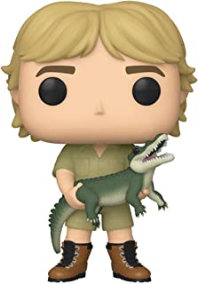 Funko Pop! TV: Crocodile Hunter - Steve Irwin (Styles May Vary), Multicolor