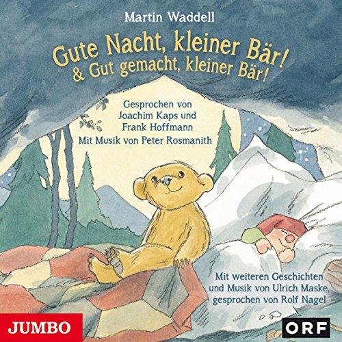 Gute Nacht, kleiner Bär! / Gut gemacht, kleiner Bär! Titelbild