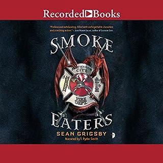 Smoke Eaters audiobook cover art