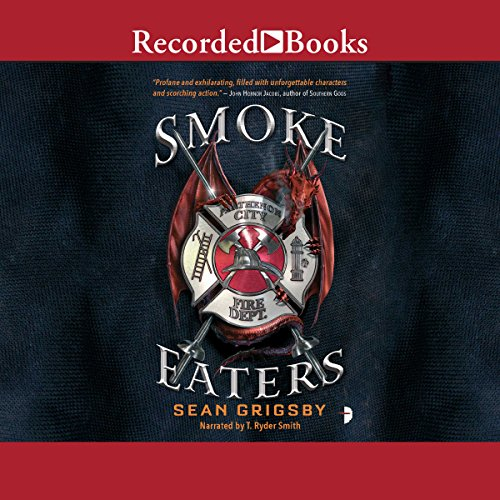 Smoke Eaters audiobook cover art