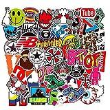 Aufkleber für Laptop 101 Stück/Pack Coole trendige Aufkleber Laptop Skateboard Auto Computer Aufkleber für Jugendliche Kinder Mädchen