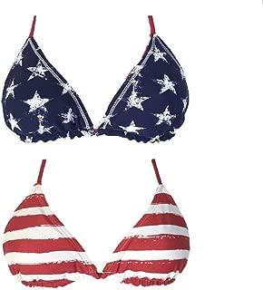 Xhilaration Womens XL XS M 2Pcs Bikini Top Bottom Animal Print Swimwear