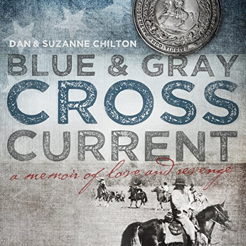 Blue & Gray Cross Current audiobook cover art