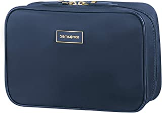 62f97504e8c7 Amazon.com: SAMSONITE Karissa Cosmetic Cases Weekender Toiletry Bag ...