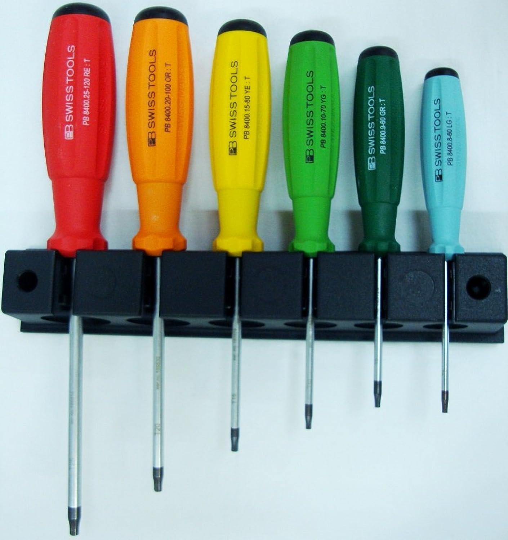 PB Swiss Tools PB 8440 RB Torx rainbow driver set by PB Swiss Tools B0186KBM4I   Kostengünstig